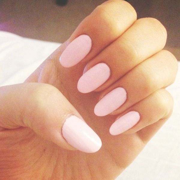 How to Choose the Best Nail Shape for Your Fingers - GirlyVirly
