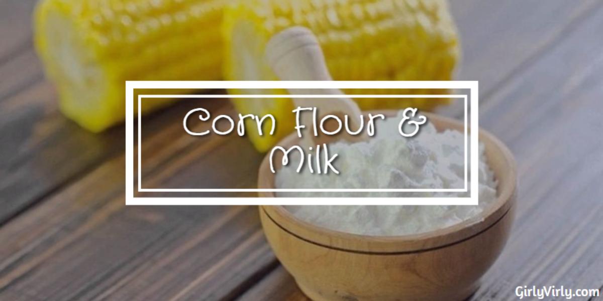 Cornflour And Milk