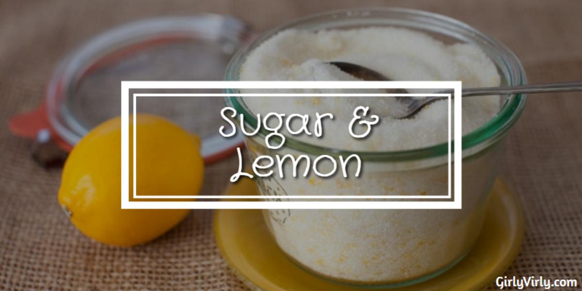 Sugar and Lemon