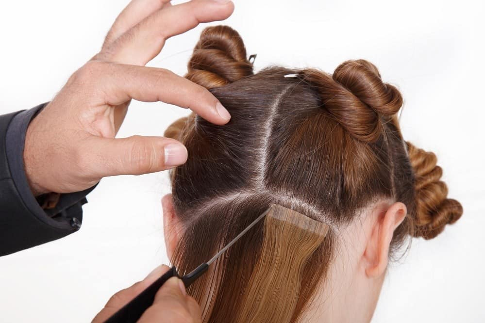 How to Apply Hair Extensions: The 3 Simple Steps